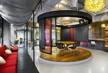 Interiors - Office / Work Place / by Luke Smith