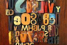 typography / by Ellie Shackelford
