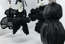 Fashion Black White Grey