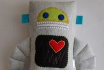 Stuffies & Toys / by Roxanne Tromly