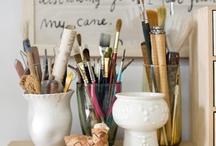 studio / by Joanna Pinkerton