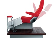 Pedicure Chairs / Pedispa Chairs and Pedicure Equipment for Beauty Salons and Spas.