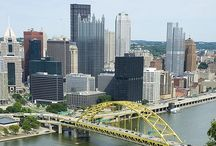 Pittsburgh / by Doug Ghering