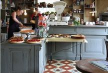 Café, Restaurant, Epicerie