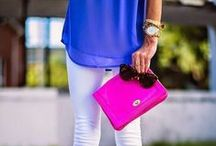 Trendy Threads / Casual style and classy wardrobes.