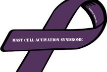 MCAS / Mast Cell Activation Syndrome information, chronic illness, Mastocytosis, Idiopathic Anaphylaxis, Angioedema / by Jessica Peterson