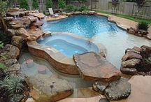 Pools! / Dream pools / by Aimee Loker