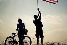 God Bless the USA!! / by Aimee Loker