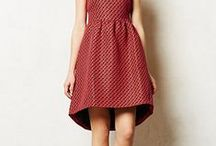 Sewing for adults: dresses (inspiration, colours, patterns,...)