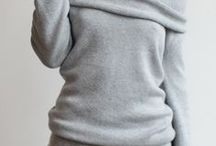 Sewing for adults: tops, sweaters, trousers, ... (inspiration, colours, patterns,...)