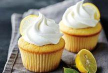 Sweet Treats / To satisfy my sweet tooth cravings.