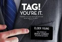 LDS Missionary / Ideas for LDS Missionaries- returned, mail ideas, preparing, lessons about, being a member missionary- anything you can think of