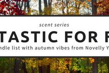 Blog Posts / A collection of the blog posts from Novelly Yours Candles, including scent recommendations, photo features, and more!