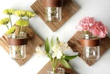 Repurpose Your Old Candle Jars & Tins! / Looking for a way to upcycle your old candle jars and tins? Check out these fun DIY options!