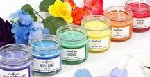 Bookish Candles | 2oz jars / Mix & match new or favorite Novelly Yours candles in 2oz jars! Sold in a set of four, they're perfect for sampling, gifts, or just plain treating yourself!