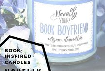 Featured on the Web! / Novelly Yours Candles as featured in articles, lists, and blog posts around the web!