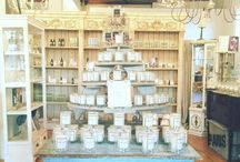 Dream Candle Spaces / That epic dream of owning the perfectly aesthetic candle boutique!