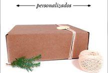 Kit regalos / En este tablero te enseñamos algunas ideas transformadas en grandes regalos