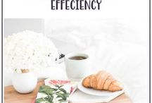 Routines for Calm & Efficiency