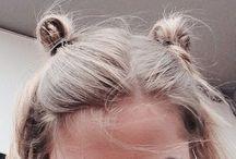 hair goal❁ / Pour changer de tête....