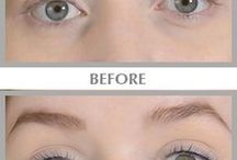 """Lash & Brow Tint / Say """"Hello"""" to truly dramatic eyes. Color options range from blue-black to auburn. After the color cream is applied and allowed to set for a few minutes, it is removed, revealing terrific lashes and brows.*"""