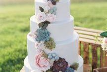 Wedding- Cakes / wedding cakes, bride, ceremony desserts
