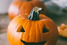 Halloween / halloween, witches, skeletons, fall, autumn, october, trick or treat, costumes, pumpkins, decor!
