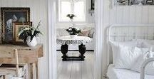 Home- farmhouse / home decor farmhouse style county chic fresh rooms