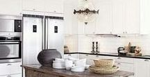 Home- kitchens / kitchen design, home decor for kitchens.