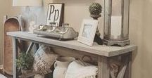 Home Decor / home decor, house design, furniture, decorating, dream home, stylish, home staging, rooms inspiration.