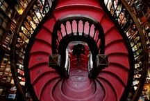 Library Paradise  / I have always imagined that paradise will be a kind of library. ~ Jorge Luis Borge