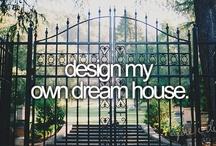 Casa,House,Maison,Heim♥ / Mi dulce y soñada chocita / by Pamela Mejia