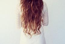 Hair / by Pamela Mejia