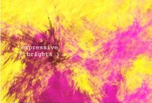 Colour! / Beautiful colour palettes and colour inspiration.