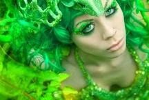 Green.Envy / by Kerri