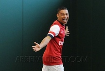 Arsenal Home Kit 2012/14 / Promotional shots from the launch of the home kit.
