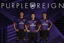 Arsenal Away Kit 2012/13