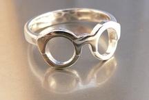 Jewelry & Glasses / by Pamela Mejia