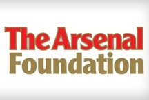 The Arsenal Foundation / A fundraising and grant-making organisation, The Arsenal Foundation, will help to grow the reach and effect of the programmes the Club supports to help an increasing number of young people across the globe fulfil their potential and help their communities thrive. / by Arsenal Football Club