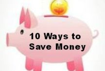 Money Saving Tips, Discounts, Coupons / by Patricia S. McLain