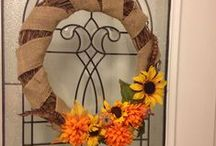 Fall Decor / by Erin Sayer