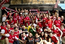 Arsenal USA: Pubs & Clubs / We're looking for our US fans to show us where they watch the Arsenal and meet with their fellow Gooners. Tweet your pictures using #Arsenal #usapubs, or email them to pinterest@arsenal.co.uk.