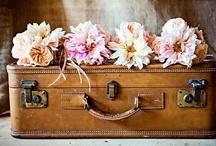 Vintage.Suitcases / by Kerri