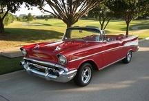 Fabulous automobiles / Classic cars I'd love if I had a bank account like Jay Leno