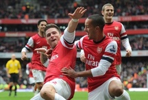 Arsenal 5-2 Tottenham - November 17th 2012