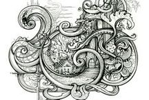 Zentangle and other graphics / by Jinx Garza