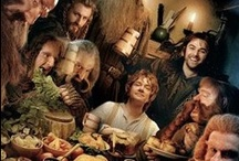 I LOVE THE HOBBIT!! / JRR Tolkien & The Hobbit - favorite author & stories from my youth that I'm still crazy about today.
