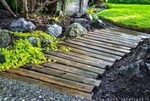 Garden ideas of happiness
