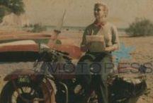 ★WOMEN PIONEERS★ / Women Riders of Earlier Years. #MOTORESS