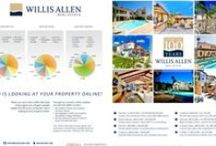 Maximum Exposure / You can find Willis Allen in newspapers and magazines around the world!